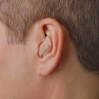 Digital Hearing Aid Styles Cic Bte Itc Central Iowa