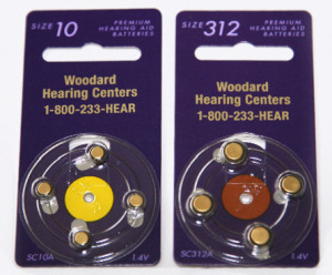 Battery pack_woodard hearing centers